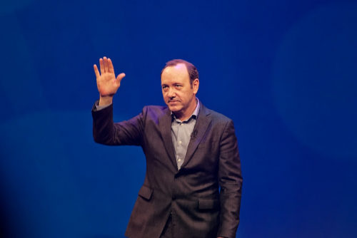 Kevin Spacey seeking treatment amid sexual harassment claims