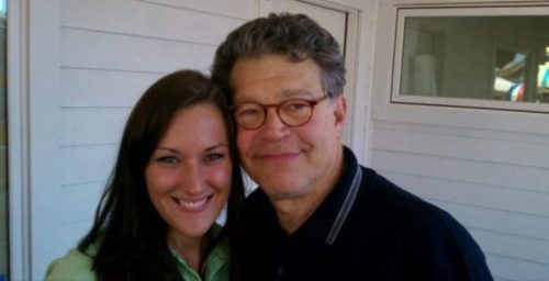 Second Woman Says Al Franken Inappropriately Touched Her