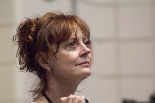 Susan Sarandon: 'Hillary Trolls' Have Sent Me Rape Threats Over Election Loss