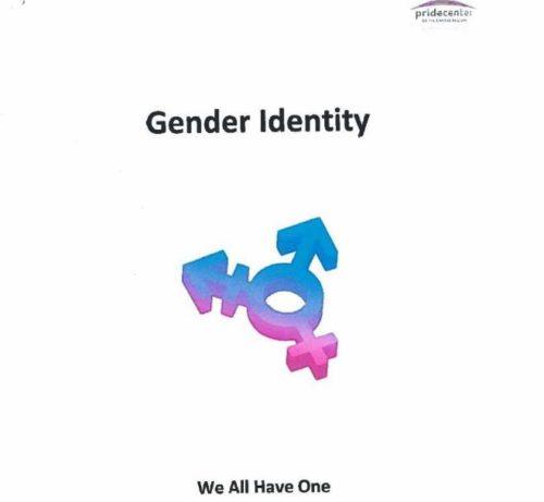 gender identity packet