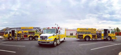 Fallston Volunteer Fire Department