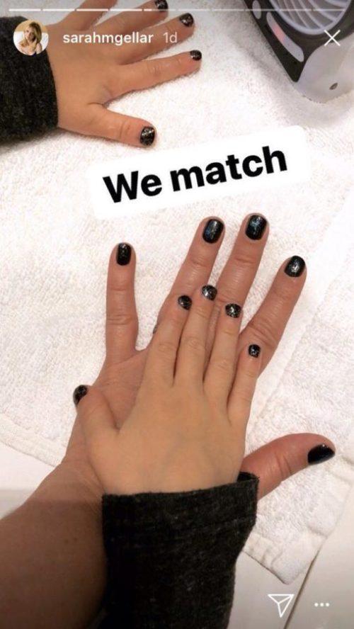 Gellar nails