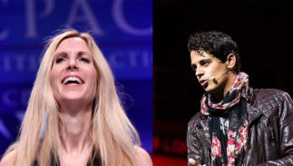 Milo Yiannopoulos Ann Coulter