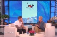 Gus Kenworthy Ellen DeGeneres