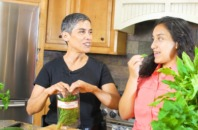 Mari Lopez cancer juicing