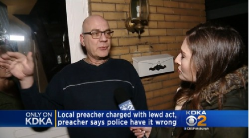 Christian pastor found in vehicle with naked tied up man: I'm innocent