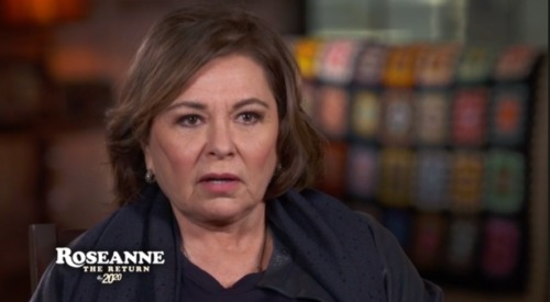 Roseanne Barr criticizes Hillary Clinton, says Trump is 'great for comedy'