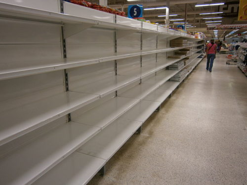 Venezuela food shortage crsis