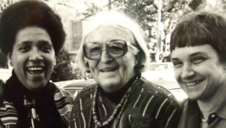 Audre Lorde, Meridel Lesueur, and Adrienne Rich