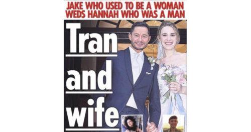 the sun transgender cover