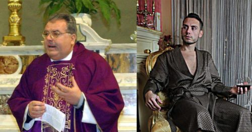 gay escort and priests