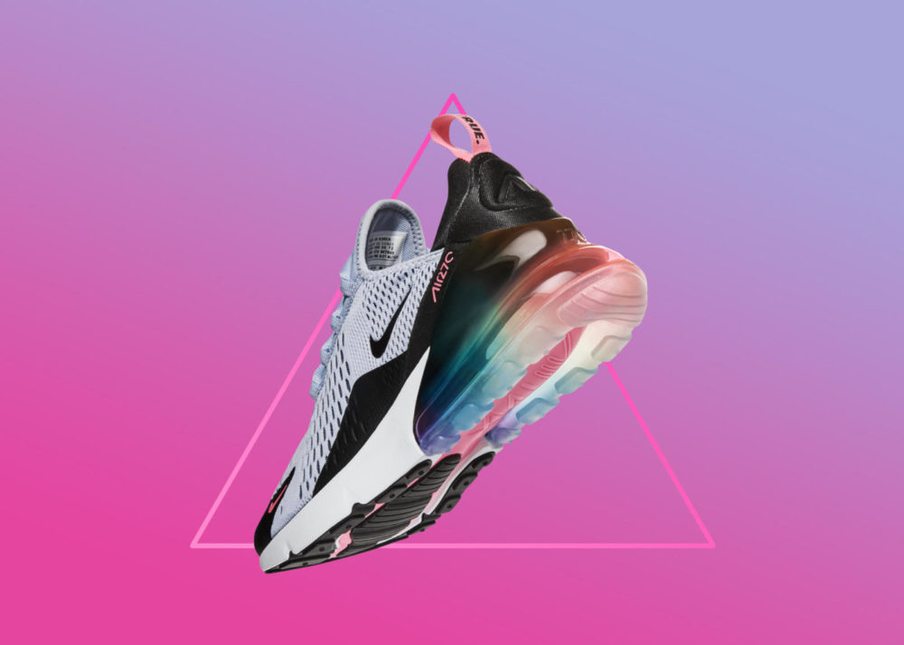 The Nike BETRUE Air Max 270