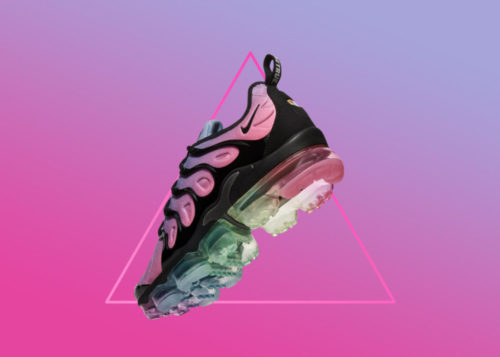 The Nike BETRUE Vapormax Plus