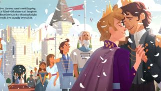 The Prince and the Knight get married