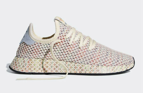 Adidas releases new pride sneakers & this year they're