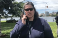 This woman called the police because a black family was barbecuing in a public park.