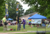 Timothy Brown at Upper Cumberland Pride Festival