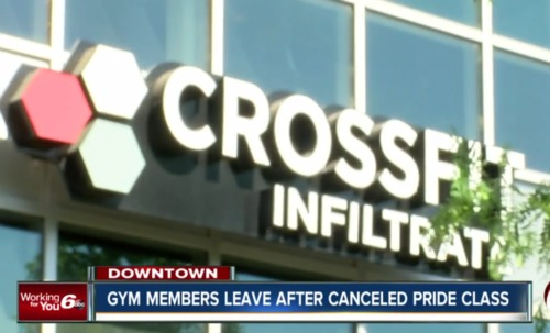 CrossFit gym fires employee who called out LGBT movement's 'intolerance'