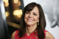 Sally Field arrives to the premiere of Lincoln during the 2012 AFI Film Festival in Hollywood, California.