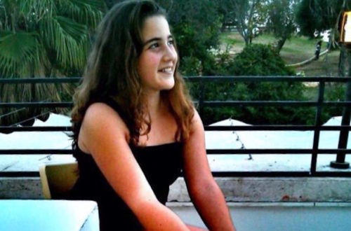 Shira Banki, 16, was stabbed to death during the 2015 Jerusalem gay pride parade by Yishai Schlissel, an ultra-Orthodox extremist Jew. Six other people were wounded in the attack.