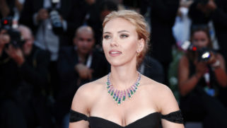 """Scarlett Johansson says she was """"tone-deaf"""" about playing a transgender man in film"""