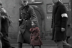 "The girl in a red coat from ""Schindler's List"""