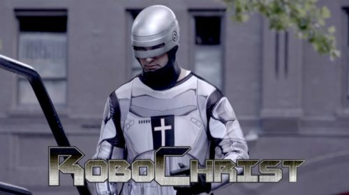 """The Daily Show's """"RoboChrist"""""""