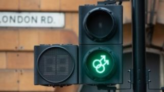 These new LGBTQ pedestrian crossing symbols will make you proud