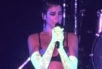 Dua Lipa tearfully addresses crowd in Shanghai