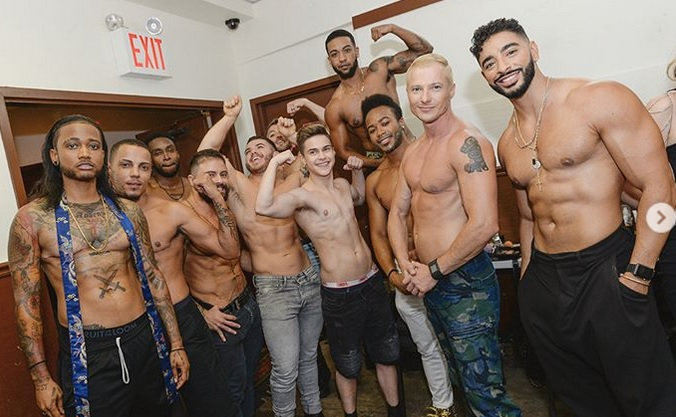 34 models slayed the runway in Marco Marco?s 100% transgender fashion show