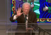 Pat Robertson on CBN, praying away the rain
