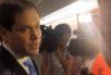 "Marco Rubio calls Alex Jones a ""clown"" during altercation at the Capitol."