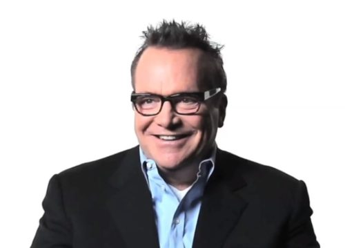 Mark Burnett, Tom Arnold brawl at party