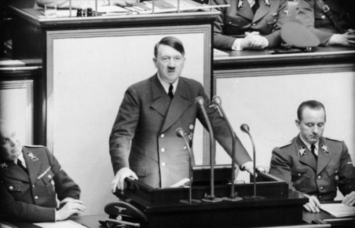 Adolf Hitler was bisexual, according to a declassified 1942 CIA profile