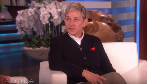 Ellen DeGeneres Speaks Out About Her Own Experience with Sexual Assault