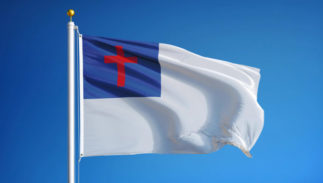 """Supreme Court could force Boston City Hall to fly a """"Christian flag"""" as hate group's case advances"""