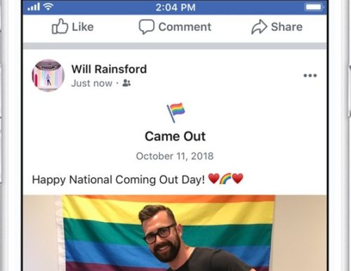 Free gay dating on facebook