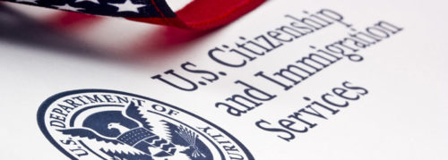 Seal of U.S. Citizenship and Immigration Services