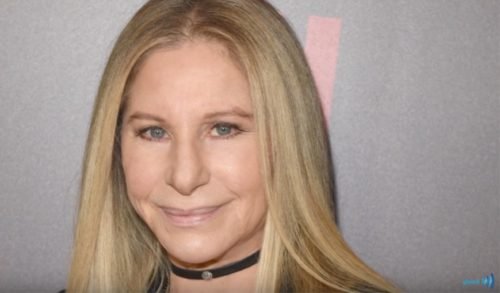A robocall featuring Barbra Streisand is targeting LGBTQ people and urging them to go vote.
