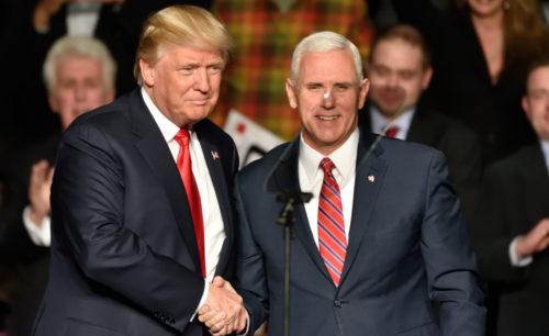 Donald Trump, Mike Pence, Trump doubting Pence
