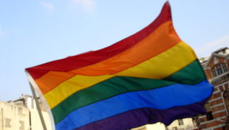 Someone yanked down a Colorado town's Pride flags & left a Confederate flag in their place