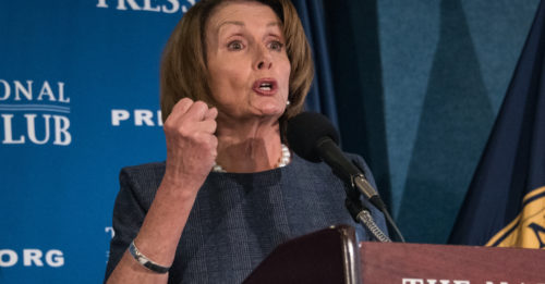 Pelosi lectures Trump, privately questions his 'manhood'