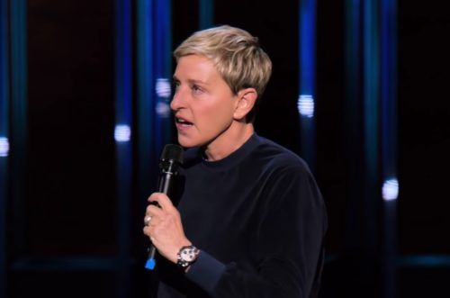Ellen DeGeneres may retire from her talk show in 2020