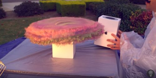 Apple Engineer Makes HomePod Box 'Glitter Bomb' Trap to Fight Package Thieves