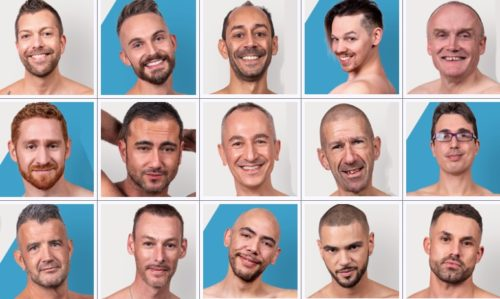 Gay Men's Health Project, HIV Stripped Bare 2018