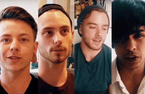 trans boy band, Ladyboy