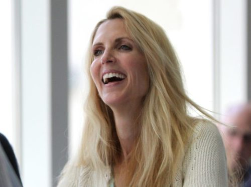 It's war! Ann Coulter goes nuclear on Gingrich, Trump