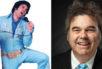 Bruce Borders as Elvis