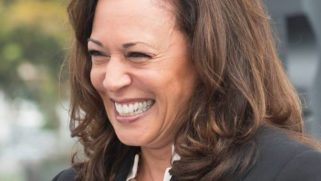 Sen. Kamala Harris calls out the 'trope' that black people 'are homophobic'