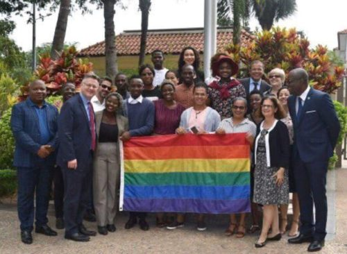 Angola becomes the first country to legalize homosexuality in 2019